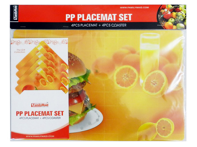 Placemat, Coaster