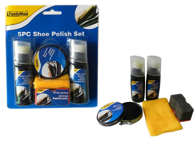 Shoe Polish, Brush, Lace