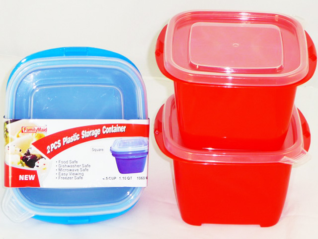 Food Container 2PC